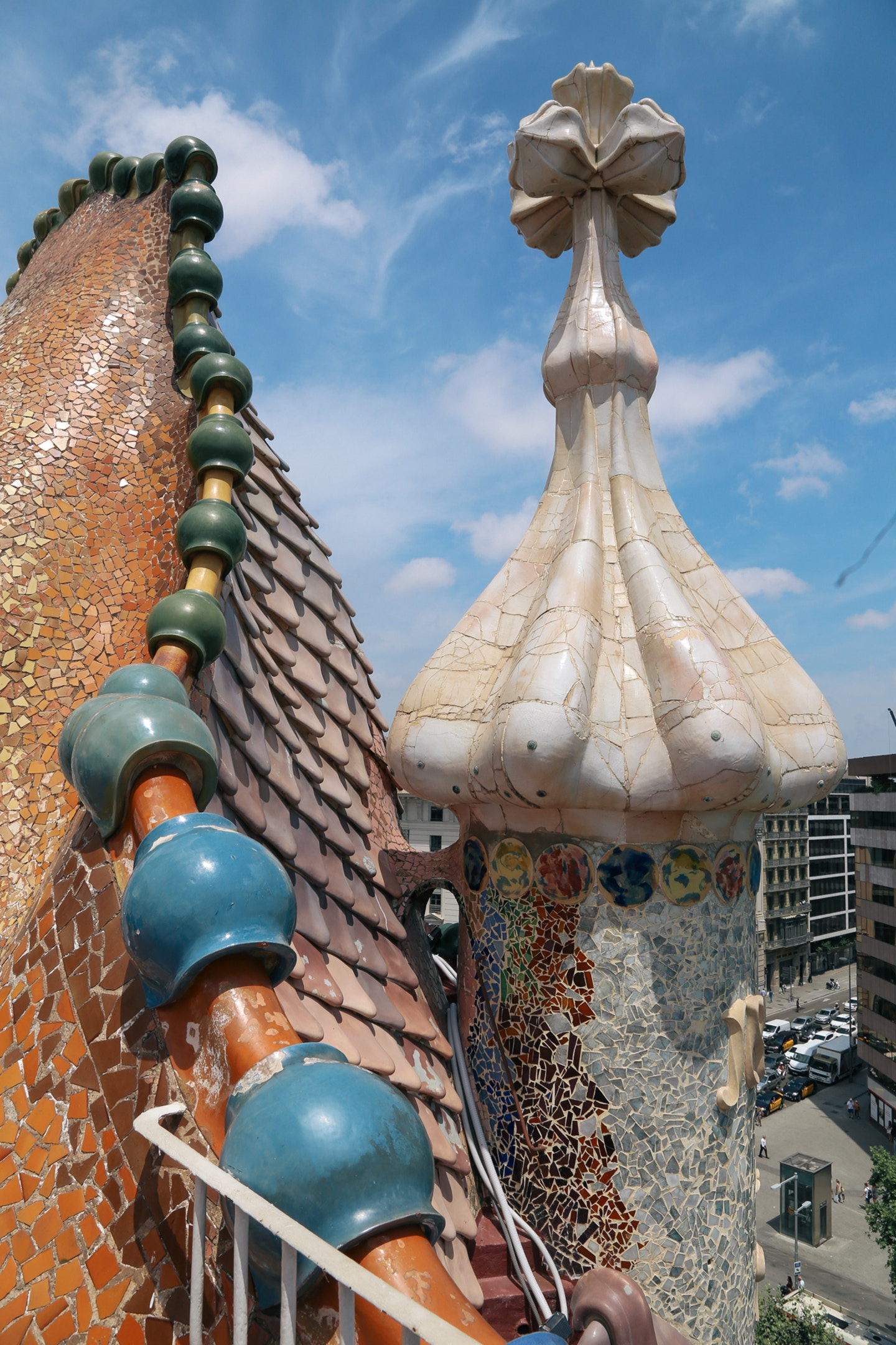 Travel Guide to Casa Battlo
