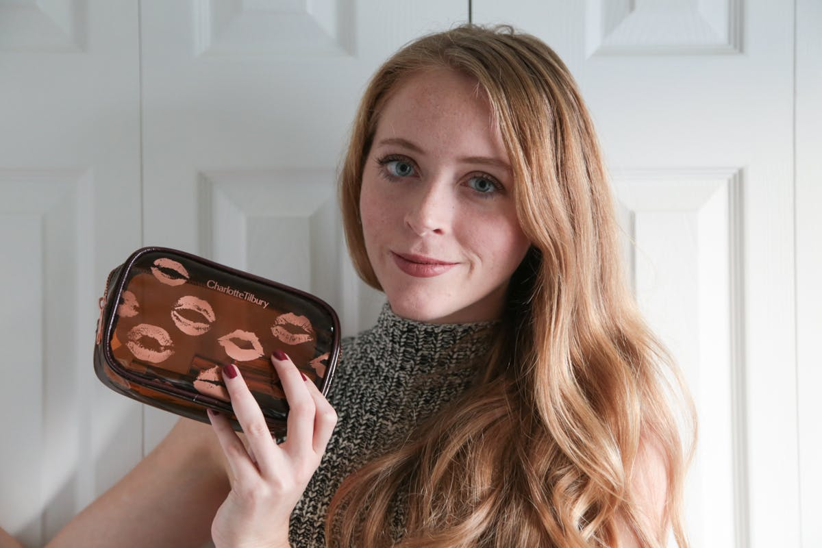Charlotte Tilbury Quick N Easy Kit Natural Glowing Look in 5 Minutes