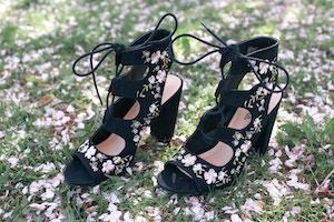 just fab lizette sandal review