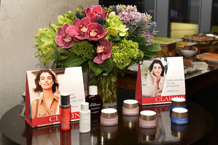 clarins multi-active review