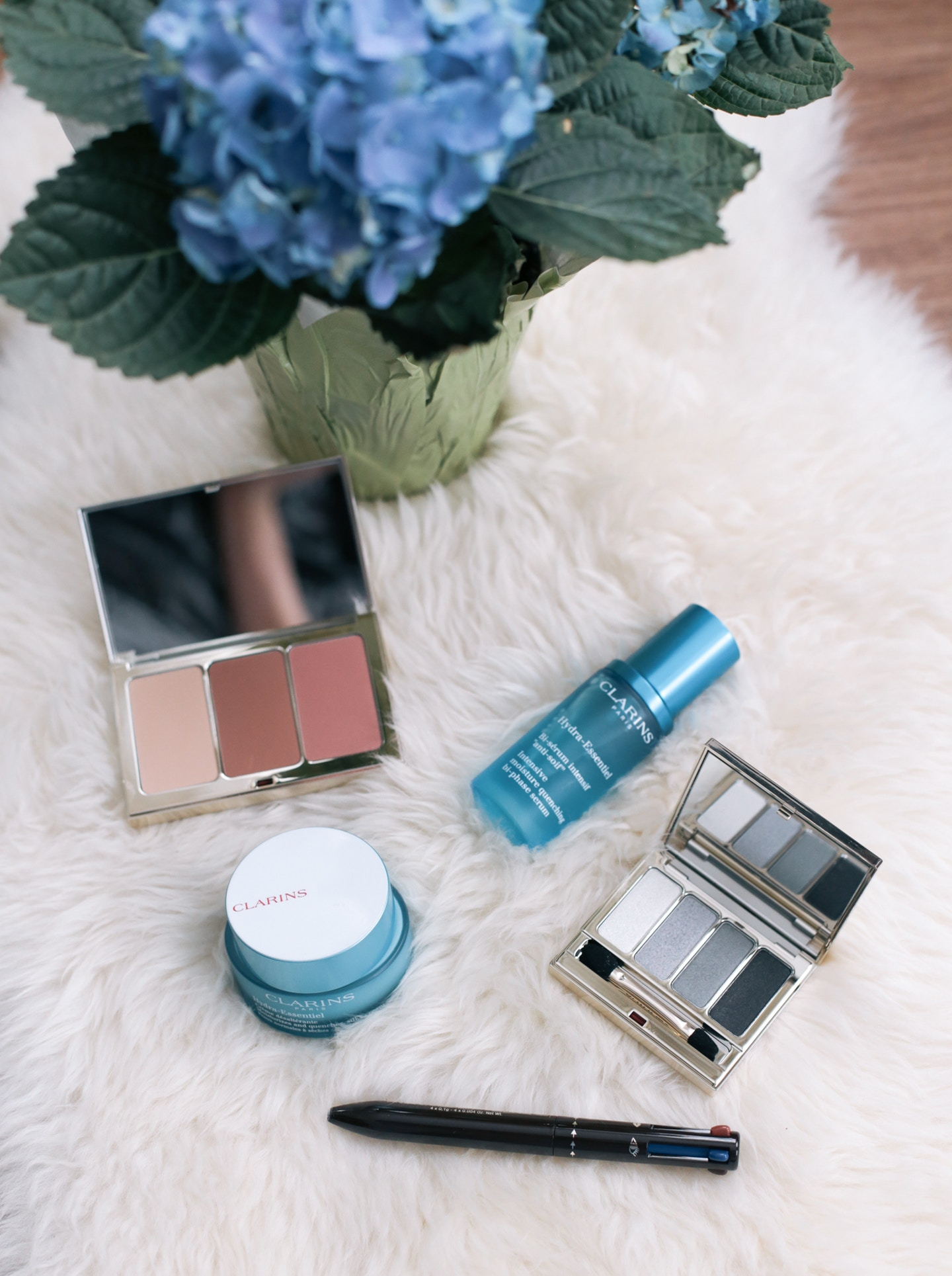 Clarins Spring 2017 Collection Review