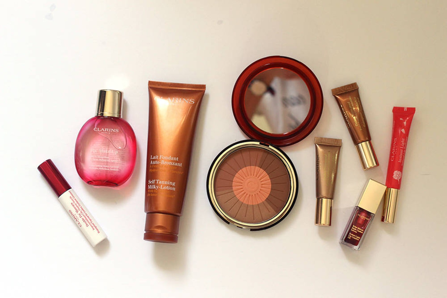 Clarins Summer 2016 Collection review