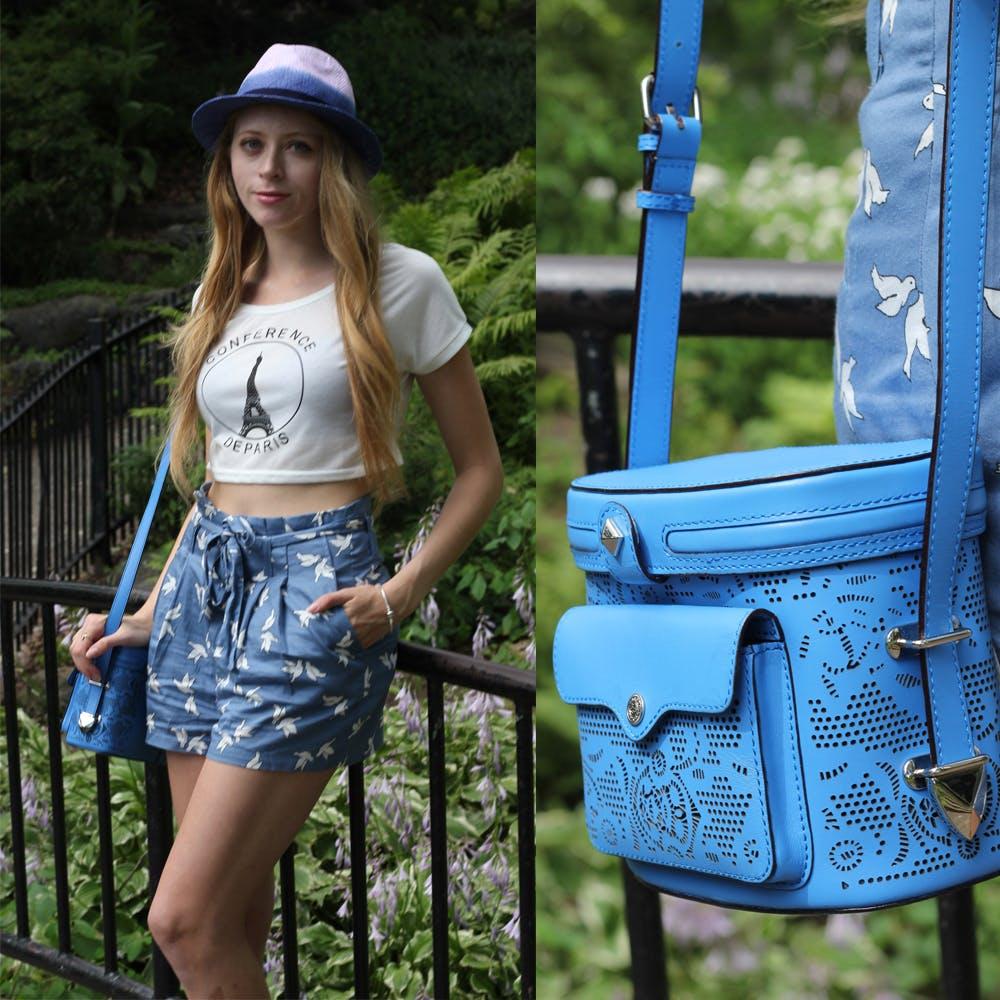 High Park Blues + Collin Camera Bag