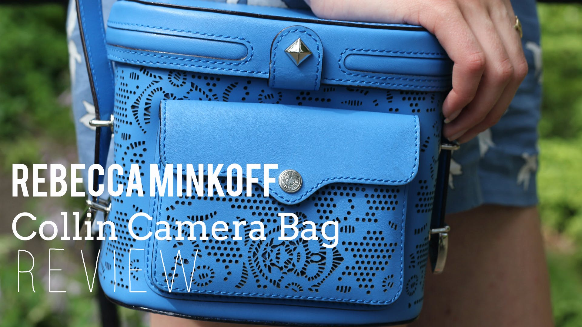 Rebecca Minkoff Collin Camera Bag – Video Review