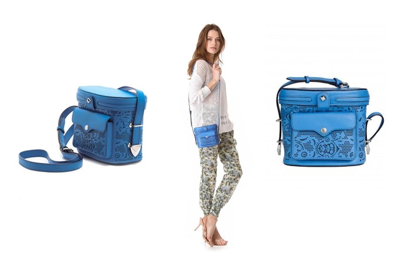 New in: Rebecca Minkoff Collin camera bag