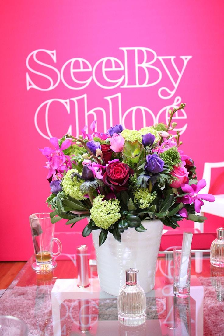 colourful floral arrangement