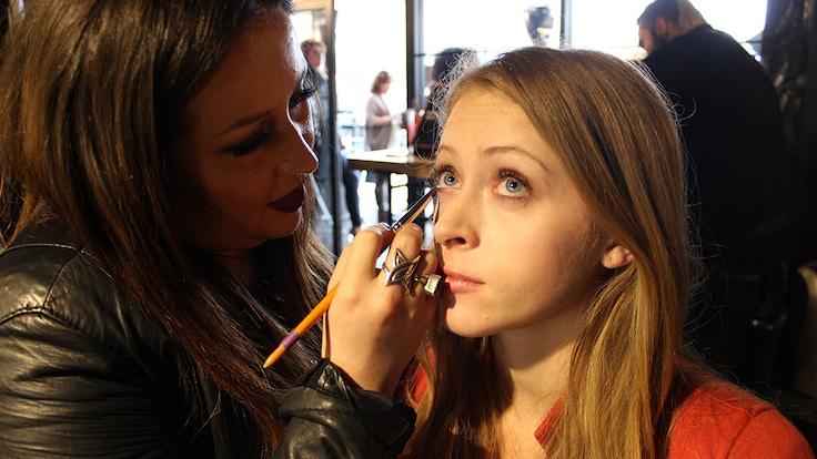 cream eyeliner how to