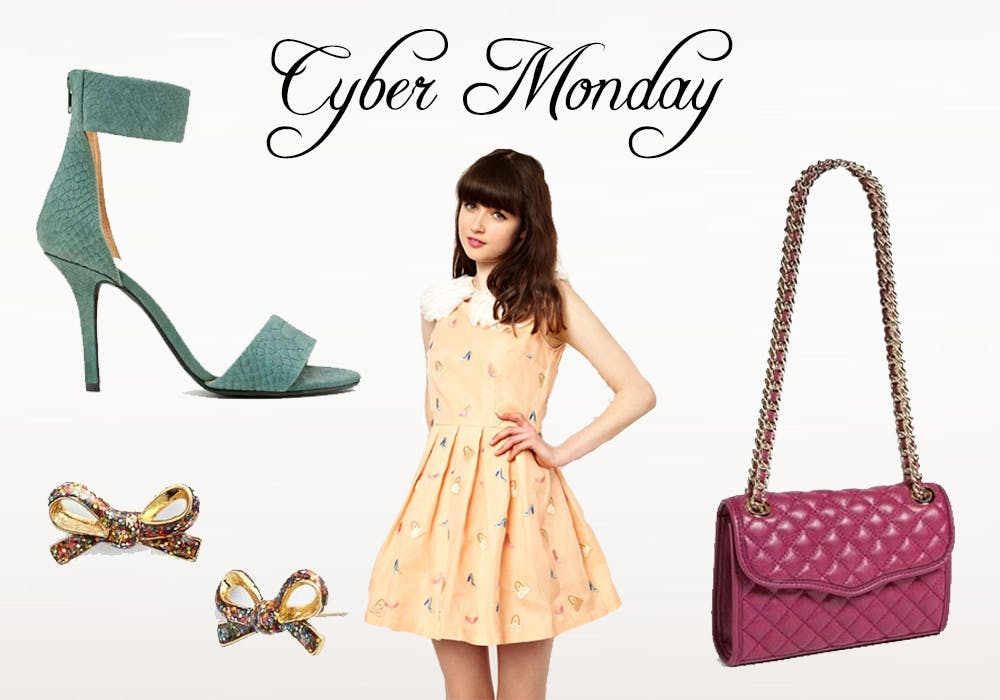 Top 7 Cyber Monday fashion deals and steals