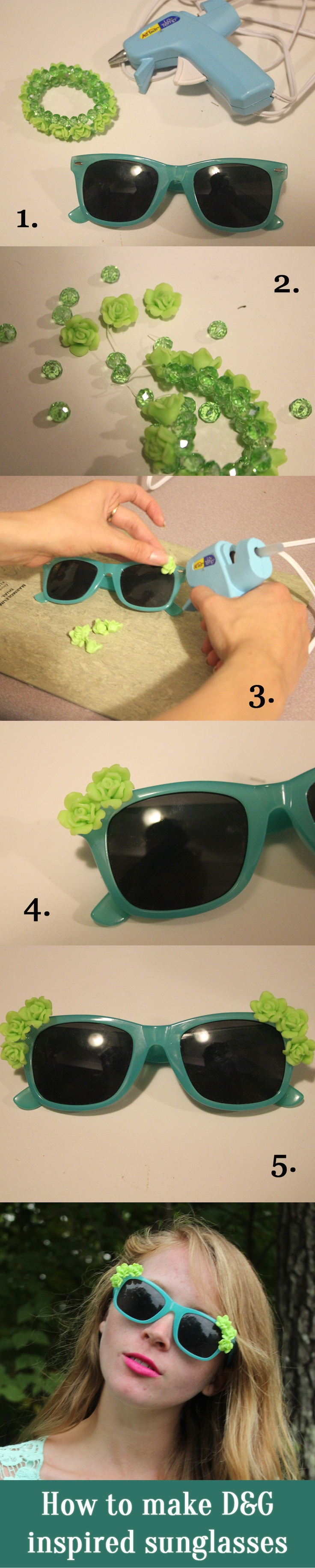 d and g sunnies