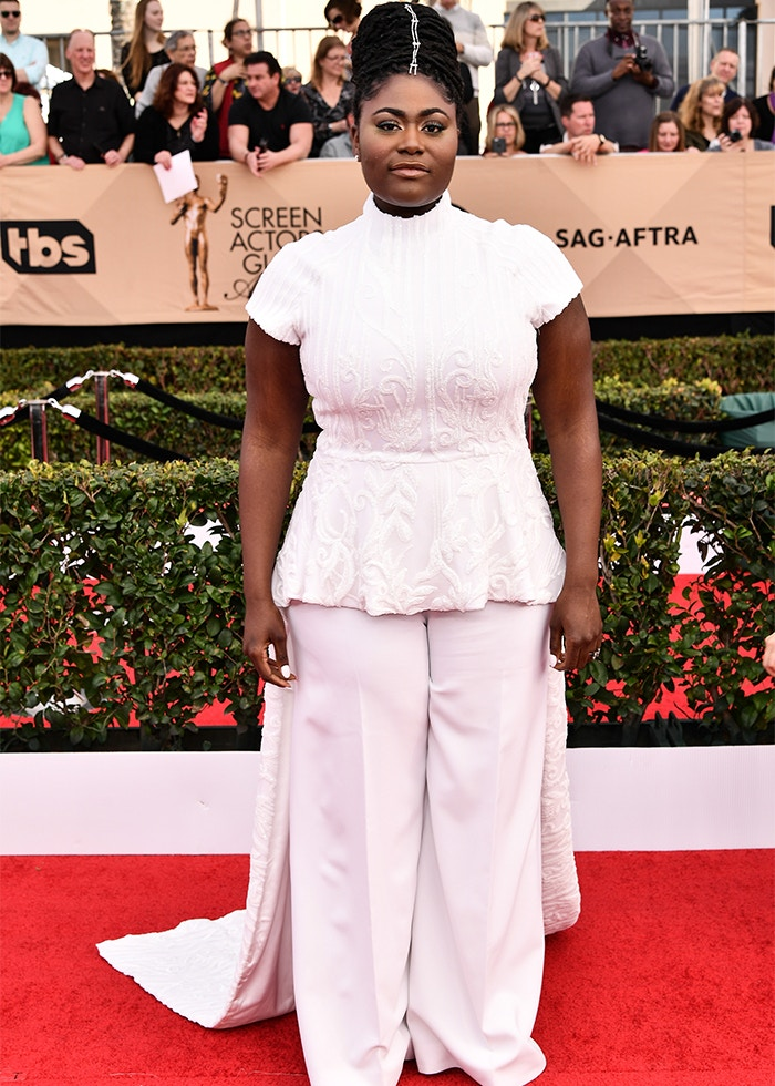 Danielle Brooks worst dressed SAG Awards