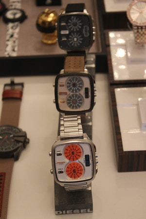 diesel spring 2014 mens watches
