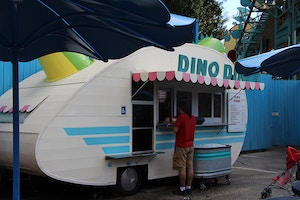 dino food truck