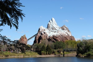 disneyworld animal kingdom expedition everest