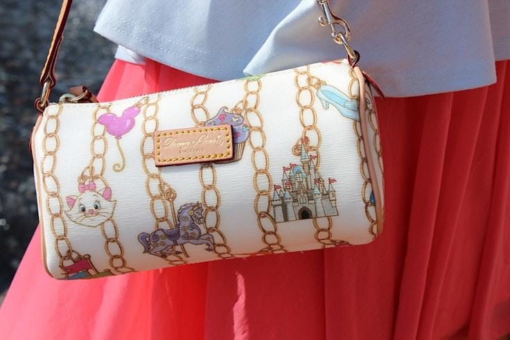 dooney and bourke disney charm purse