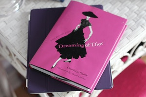 dreaming of dior book