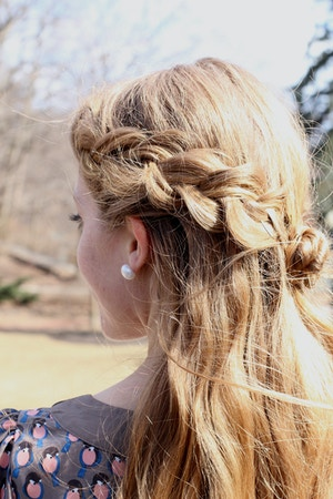dutch braid hairstyle