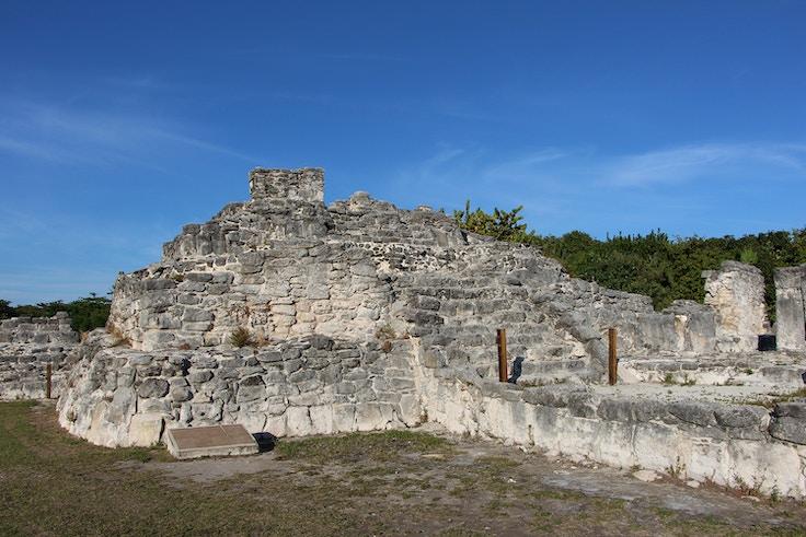 el rey ruins pyramid