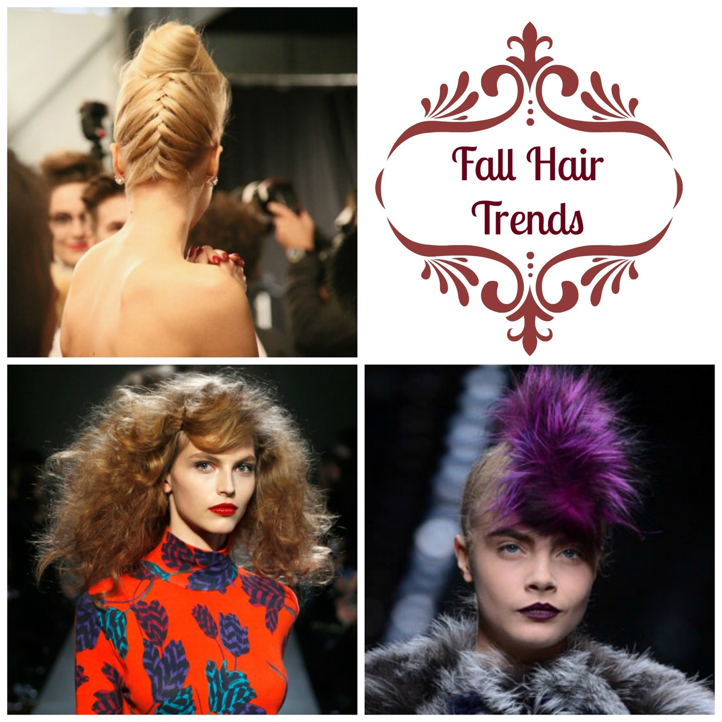 Fall 2013 hair trends inspired by the runway