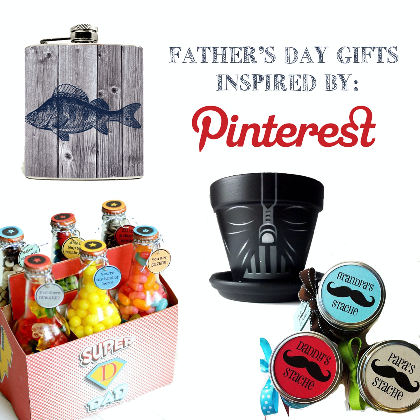 Pinterest Father's Day gifts for any dad