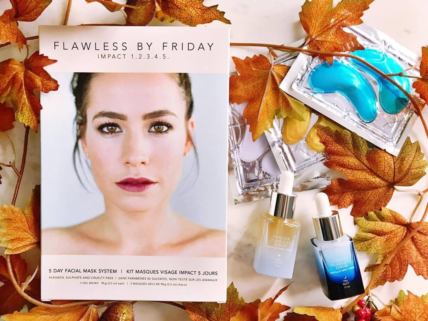 flawless by friday review and giveaway