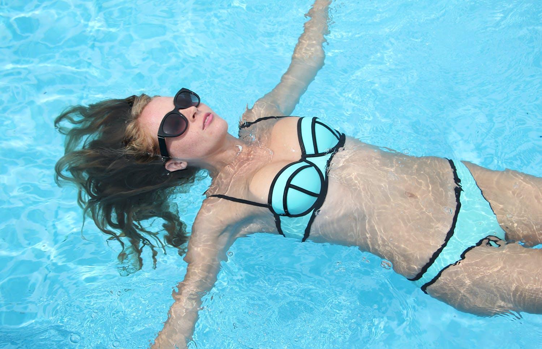 Triangl Milly Bikini review