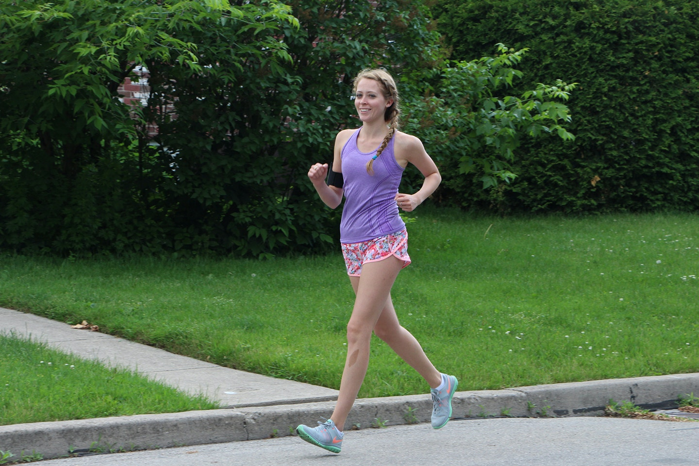 My journey to the Nike Women Toronto 15k run