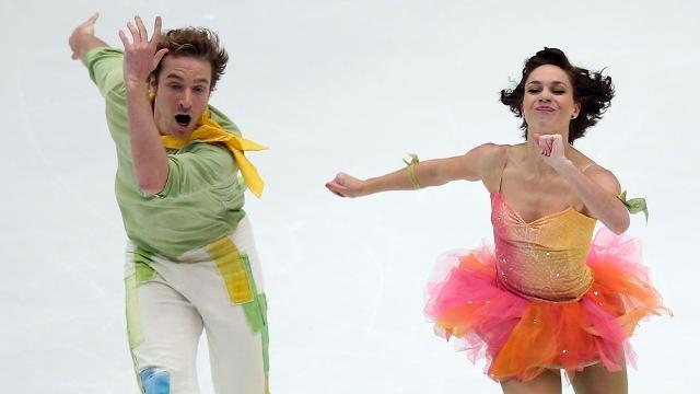 france ice dance team