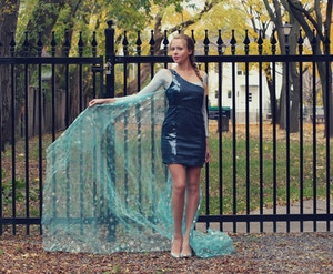 frozen elsa halloween costume diy 2