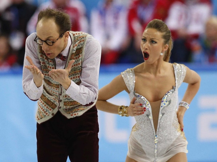 german pairs ice dance