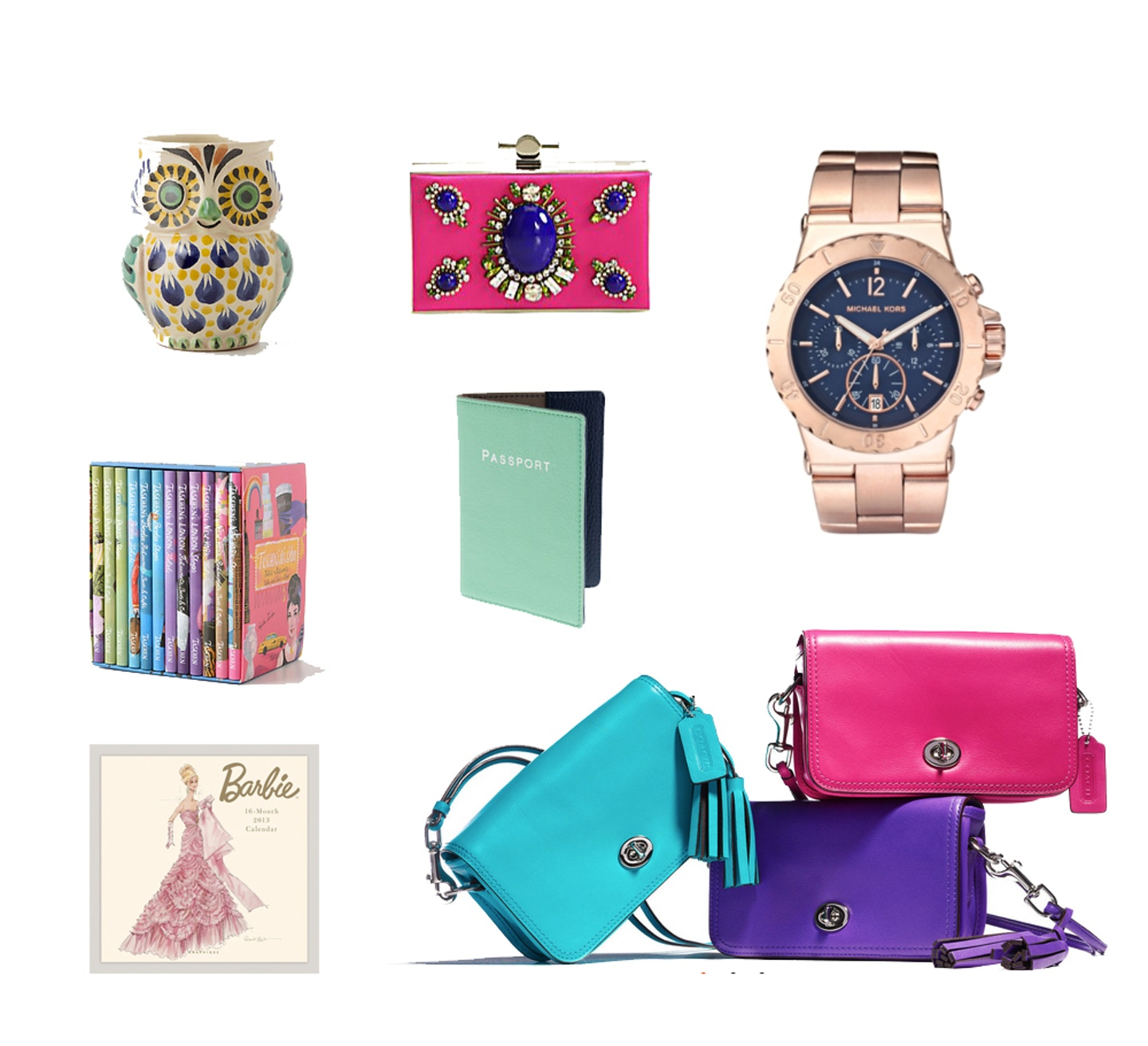 My 2012 Gift Guide – be bright and bold