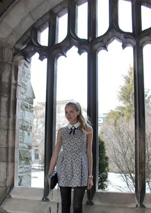 gothic archways