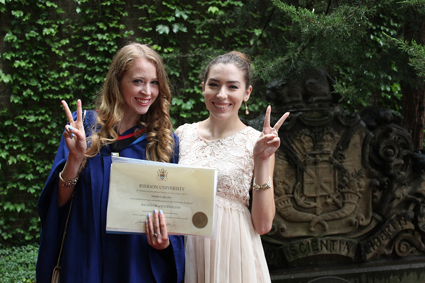 Class of 2013 – Ryerson Journalism Convocation