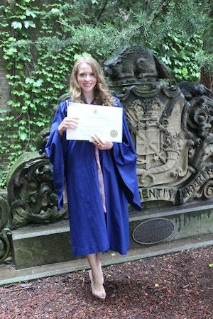 graduate class of 2013