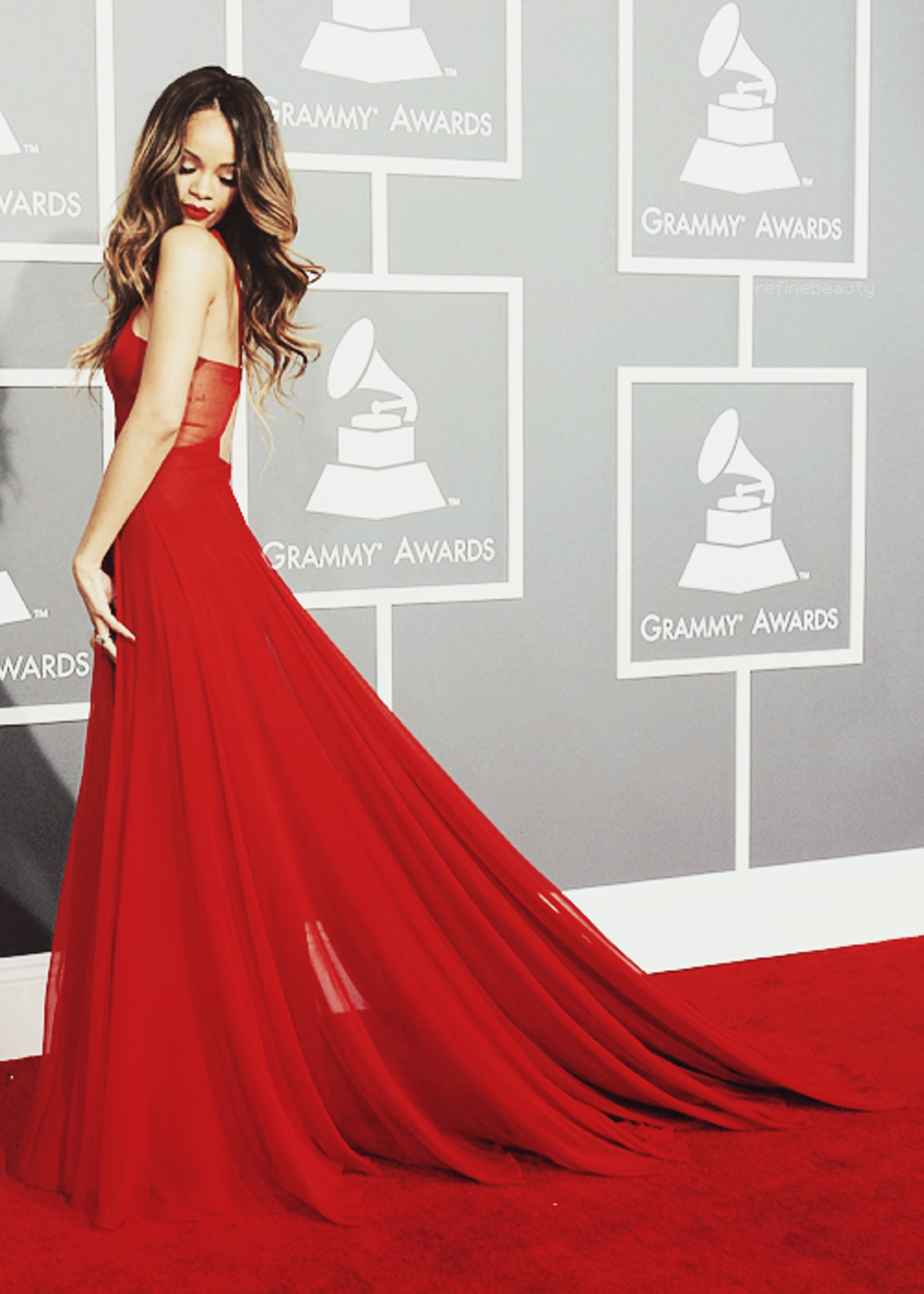 Best & Worst Dressed 2013 Grammy Awards