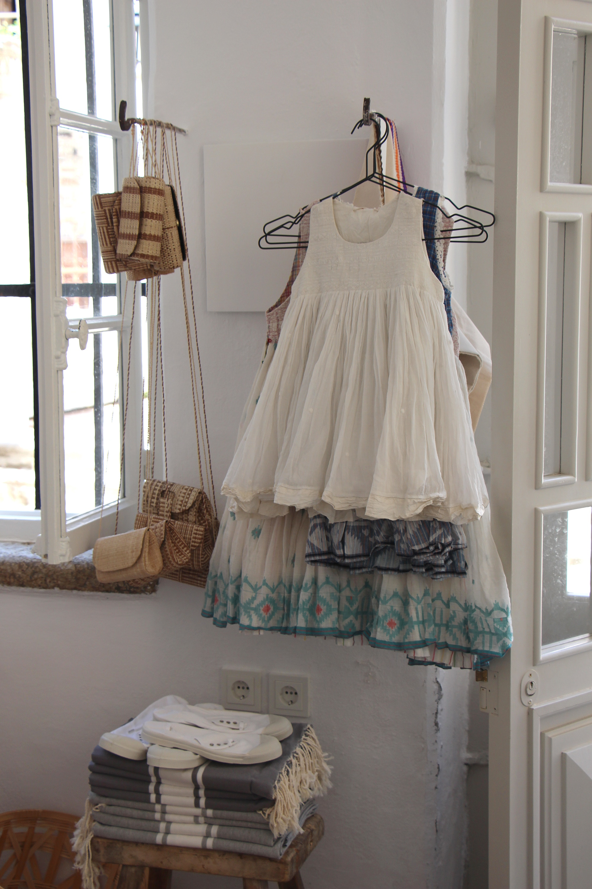 greek cotton childrens clothes soroco symi greece