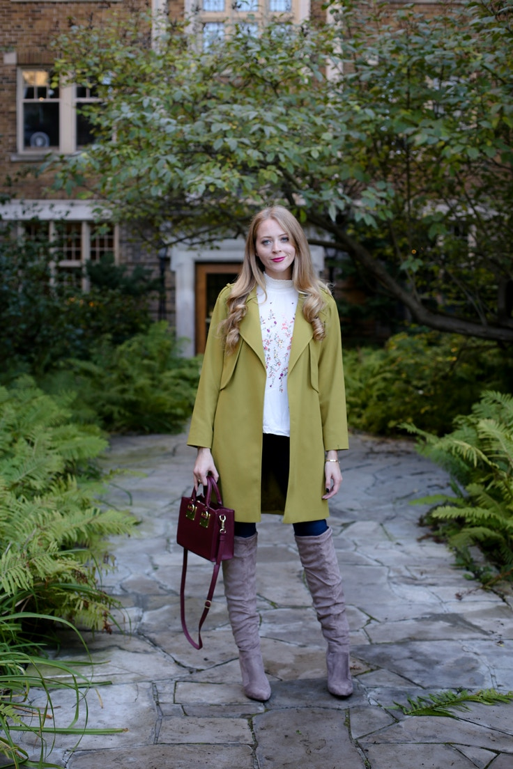 green-trench-coat-over-the-knee-boots-2-of-11