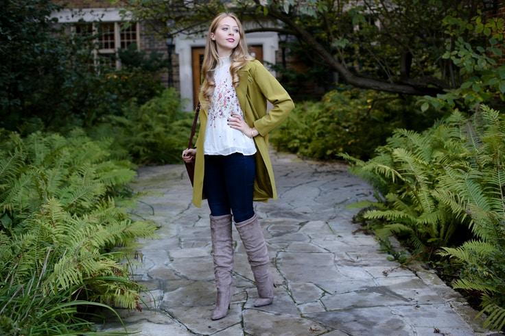 green-trench-coat-over-the-knee-boots-5-of-11