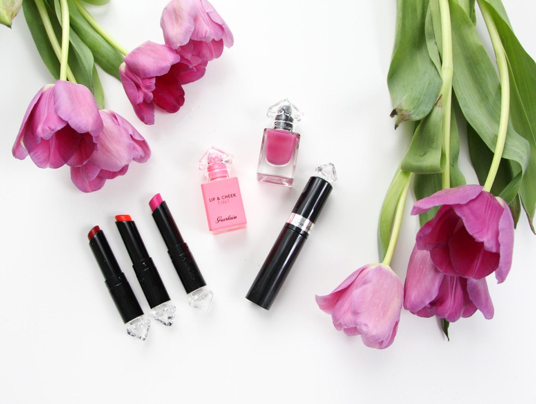 Guerlain La Petite Robe Noire Makeup Review + Giveaway