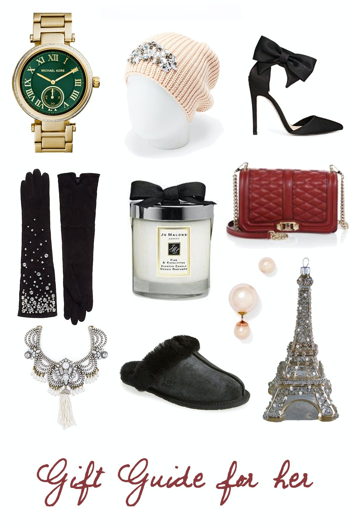 Top 10 Christmas 2014 gift ideas for her