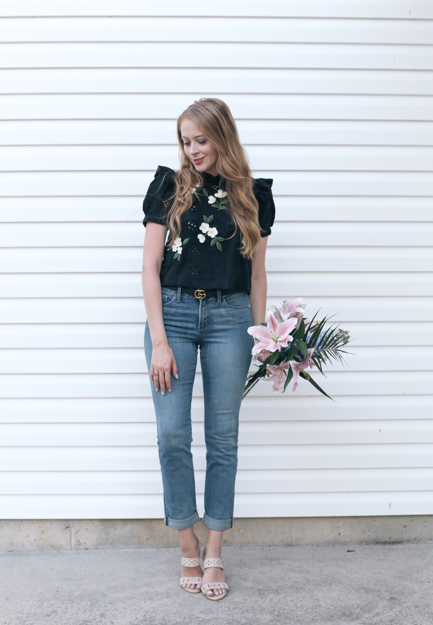 How to Look One Size Smaller in Jeans