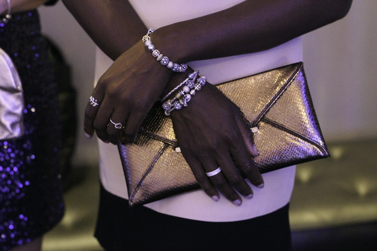 how to stack pandora silver charm bracelets