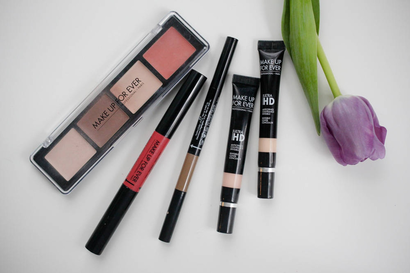 Make Up For Ever Pro Sculpting Collection review