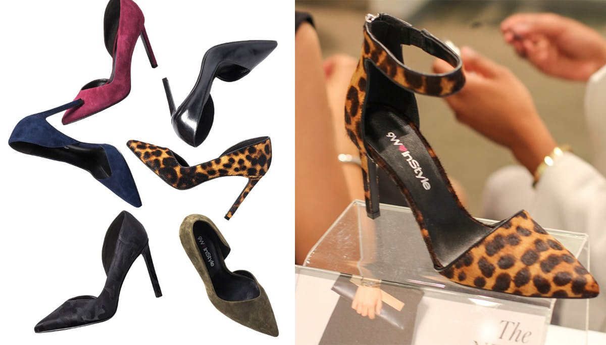InStyle for Nine West Fall 2014 collection