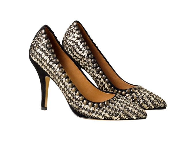 isabel marant for H&M studded pumps