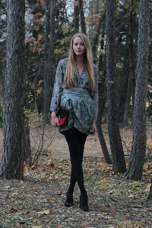 isabel marant for h&m tulip skirt