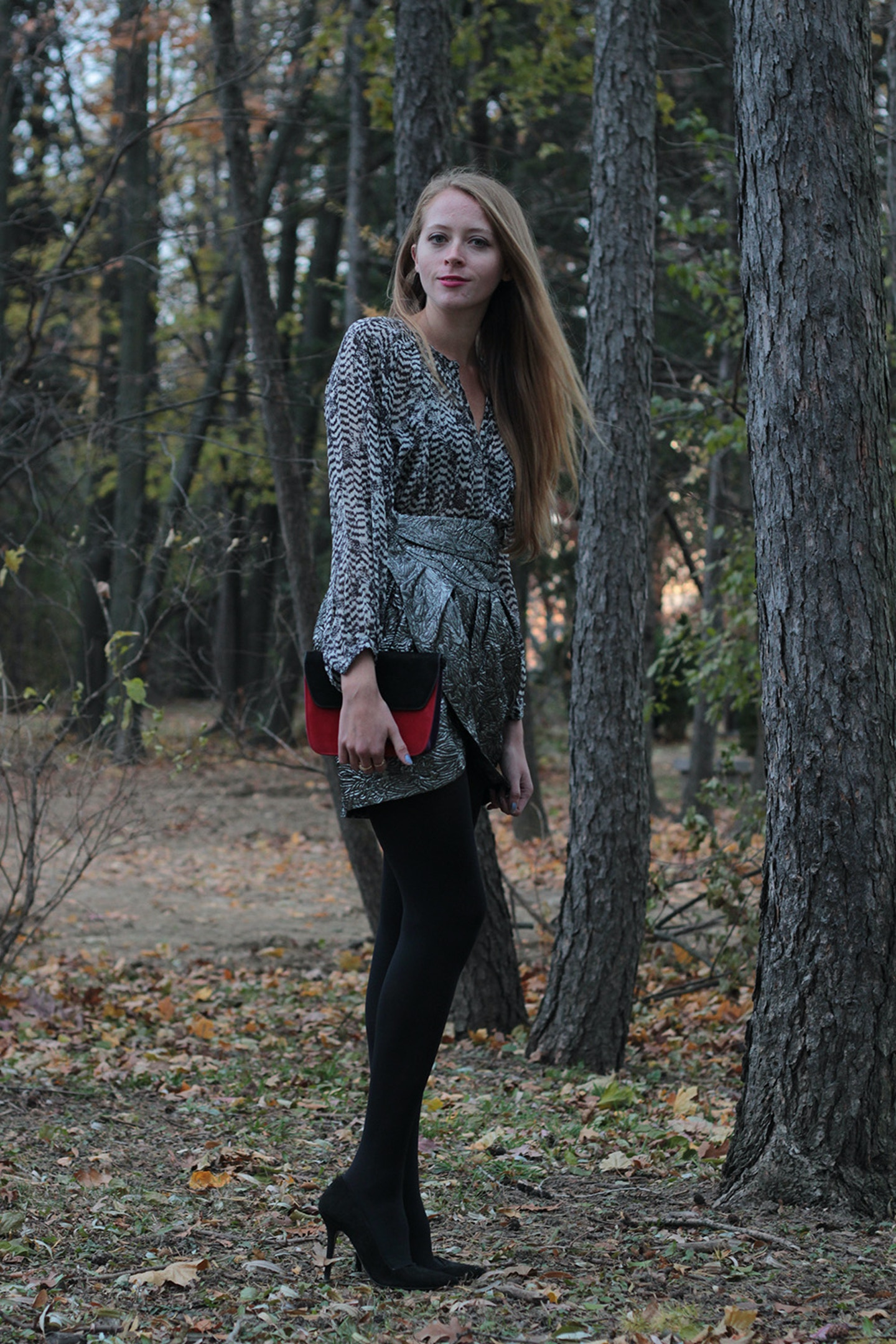 Holiday party dressing with the Isabel Marant for H&M collection