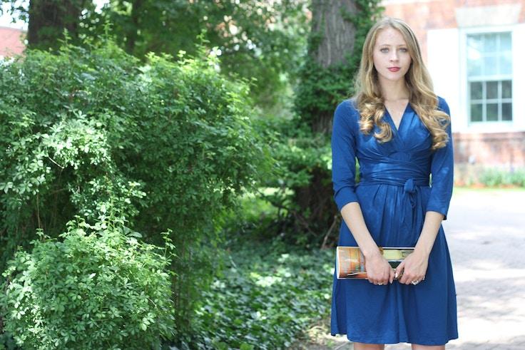 issa engagement dress