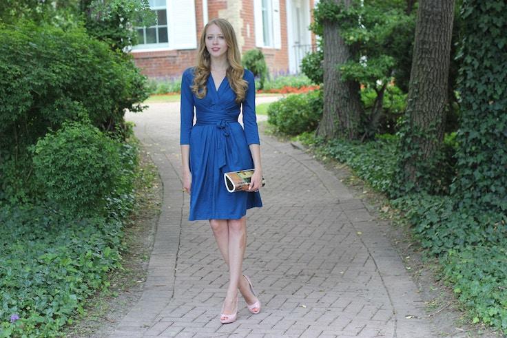 issa for banana republic kate dress