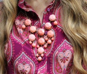 j crew bubble necklace look a like