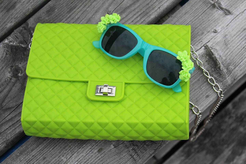 How to make DIY Dolce & Gabbana flower sunglasses